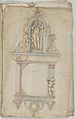 Design for a Wall Tomb with a Variant and Statues of the Resurrected Christ and a kneeling Donor MET DP842047.jpg