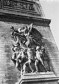 Detail Arc de Thriomphe, Parijs, Bestanddeelnr 255-9578.jpg