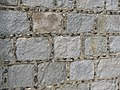 Detail of Church Wall, St Michael's, Halton - geograph.org.uk - 1294113.jpg