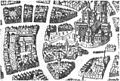 Detail of a map of Antwerp in 1557 by Hieronymus Cock.jpg