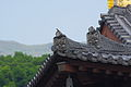 Detail of the roof of Chi-Lin nunnery 4.JPG