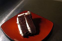 Devils Food Vanilla Pound Cake