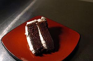 Devil's food cake - Image: Devil's Food Cake