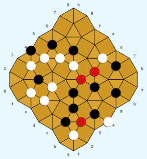 Diamond (game) - Image: Diamond, Puzzle 1