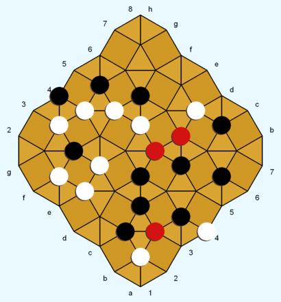 Dimond Game
