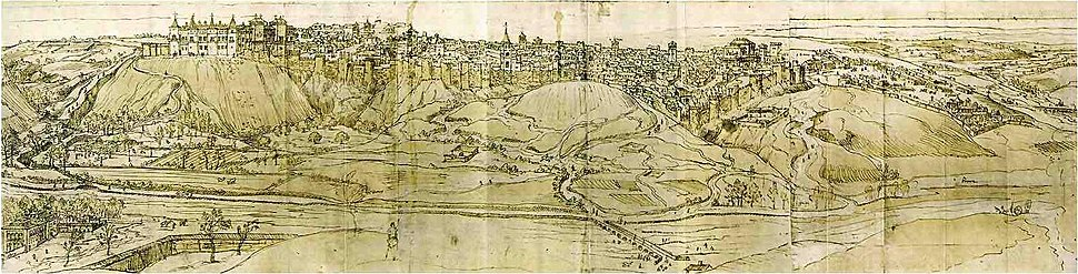 Dibujo madrid 1562