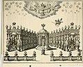 Die Fackel des Prometheus - künstliches Lust-Feuer, als beede kayserliche Mayestätten Leopold und Eleonora Magdalena Theresia, nach dero zu Passau gehaltenem hochzeitlichen Beylager zu Wienn (14784255163).jpg