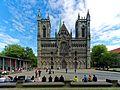Die Nidaros Kathedrale in Trondheim. 04.jpg