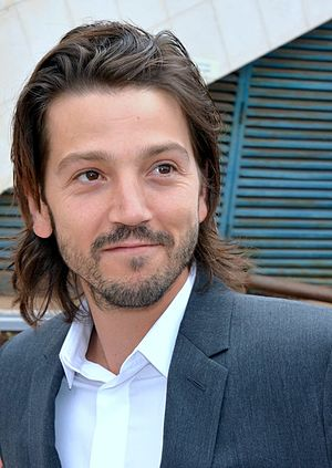 The One That Got Away (Katy Perry song) - Diego Luna is Perry's love interest in the video.