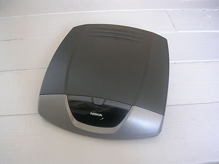 A Nokia Mediamaster set-top box Digital-tv-box fran Nokia.jpg