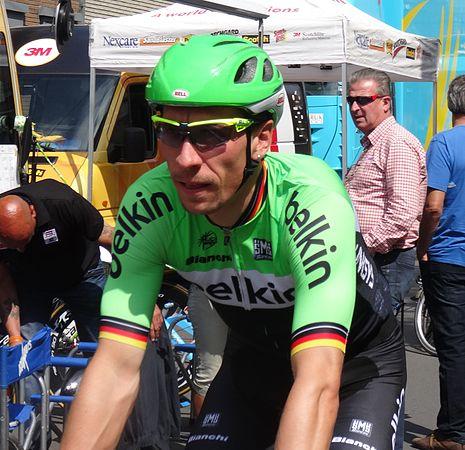 Diksmuide - Ronde van België, etappe 3, individuele tijdrit, 30 mei 2014 (A037).JPG