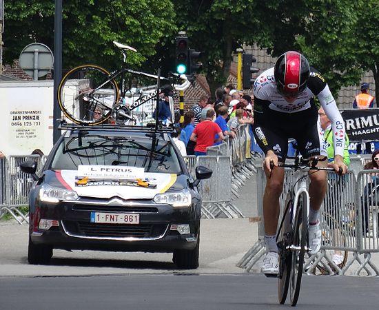 Diksmuide - Ronde van België, etappe 3, individuele tijdrit, 30 mei 2014 (B036).JPG