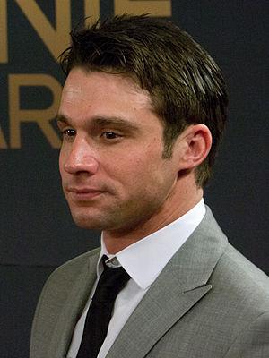 Dillon Casey - Dillon Casey at the Genie Awards in 2012.