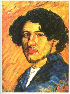 Dimitri Shevardnadze Georgian artist (1885-1937)
