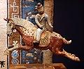 Dinastia tang, coppia di giocatori di polo, VIII-IX secolo ca. 02.jpg