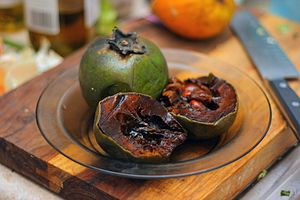 Sapote - Image: Diospyros digyna 2