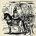 Disegno per copertina di libretto, disegno di Peter Hoffer per Nabucco (1954) - Archivio Storico Ricordi ICON012389.jpg