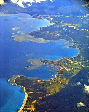 Isabela (province) - Isabela's coast in Divilacan