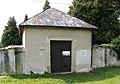Dobruška, Jewish cemetery, entrance.jpg