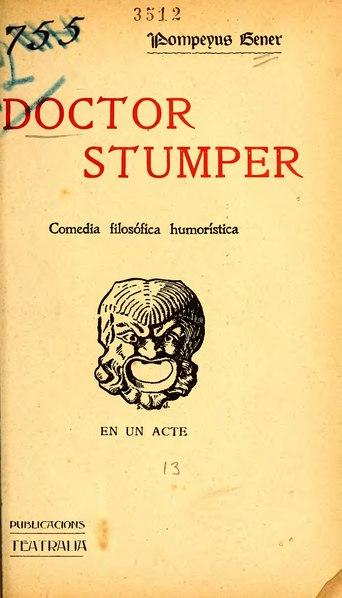 File:Doctor Stumper (1909).djvu