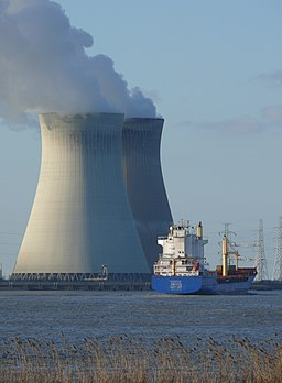 Doel nuclear power plant