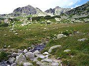 Pedras de Granito no Alto Tatra, Pol�nia
