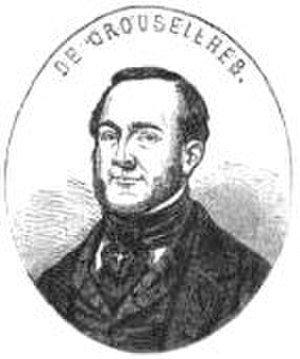 Marie Jean Pierre Pie Frédéric Dombidau de Crouseilhes - From L'Illustration, journal universel, 20 septembre 1850