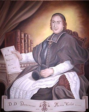 Independent Catholicism - Dominique Marie Varlet, Roman Catholic Bishop of Babylon (1678-1742)