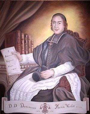 Independent Catholicism - Dominique Marie Varlet, Roman Catholic Bishop of Babylon (1678-1742)