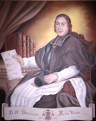 Independent Catholicism - Dominique Marie Varlet, Catholic Bishop of Babylon (1678-1742)