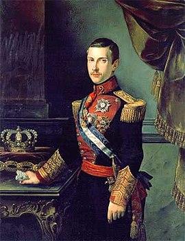 Franz von Assisi, Spanien, König
