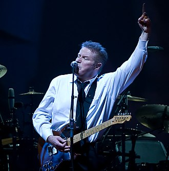 Don Henley - Henley performing with the Eagles in 2008.