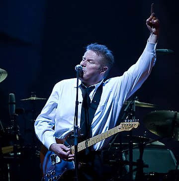 "Don Henley wrote the lyrics to ""Hotel California"" with Frey. Don Henley.jpg"
