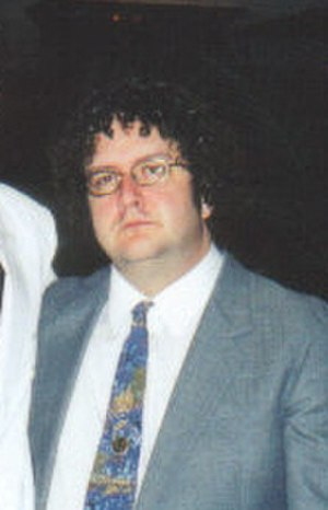 Don Webb (writer) - Don Webb at 1999 Los Angeles Temple of Set Conclave