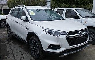 Dongfeng Motor Co., Ltd. - Image: Dongfeng Fengdu MX5 2 China 2017 04 05