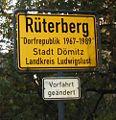 Dorfrepublik Rueterberg sign.jpg