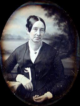 Dorothea Lynde Dix c1850-55