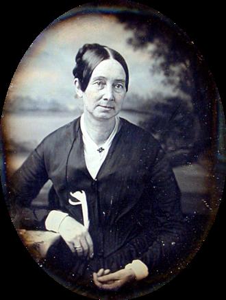 Dorothea Dix - Dix circa 1850-55