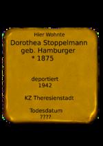 Dorothea Stoppelmann