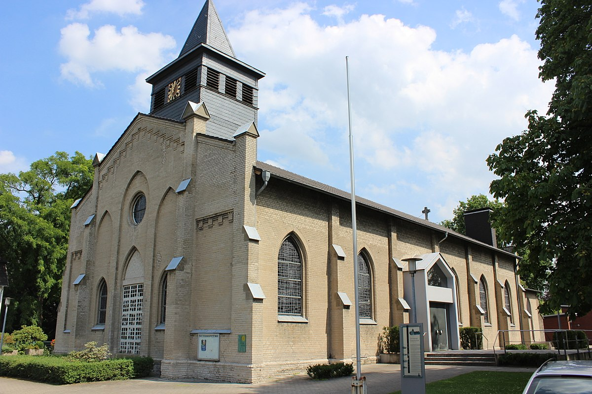 St. Marien (Dorsten) - Wikipedia