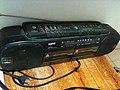 Double Cassette Tape Recorder IMG 0397.JPG