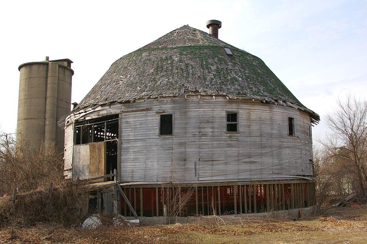 Dougan Round Barn Wikipedia