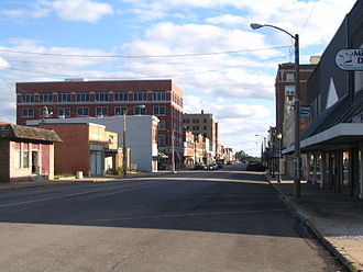 Miami, Oklahoma - Downtown Miami (2008)
