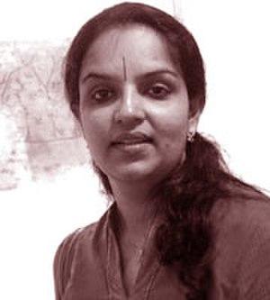 Kavitha Balakrishnan - Image: Dr.Kavitha balakrishnan
