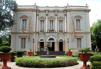 Dr. Bhau Daji Lad Museum - Image: Dr. Bhau Daji Laad Museum Facade