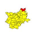 Draž municipality location.png