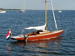 Spiksplinternieuw Draak (zeilboot) - Wikipedia PA-75