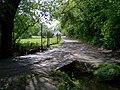 Drahanské údolí, můstek u Prdlavé studánky, Drahanský mlýn.jpg