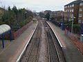 Drayton Green stn high southbound.JPG