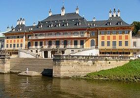 Park des Schlosses Pillnitz